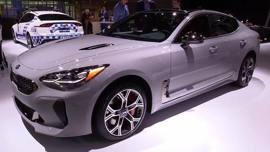 汽车头条:2019年的起亚Stinger GT Atlantica将豪华掀背车推向更高的位置