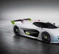 宾尼法利纳H2 Speed超级跑车已确认生产