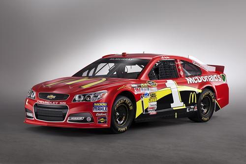 汽车头条: 据报道 NASCAR正在完成一项电子竞技项目