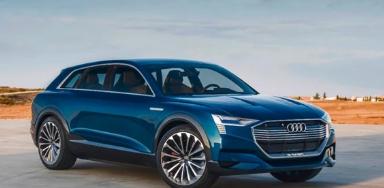奥迪现在似乎打算全力以赴进入电动汽车市场