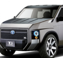 日本巨人丰田将微型货车与SUV混搭在一起