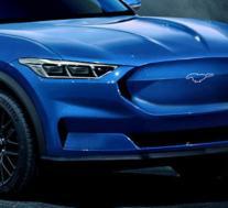 福特Mach 1性能电动SUV将于2020年问世