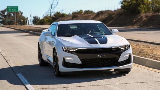 汽车动态: 2019年雪佛兰Camaro会获得Corvette的7速手动变速器吗