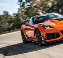 2019年雪佛兰Corvette ZR1敞篷车在洛杉矶上市 起价123,995美元