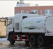 评测东风天龙120米多功能抑尘车上装篇及东风天龙120米多功能抑尘车底盘篇