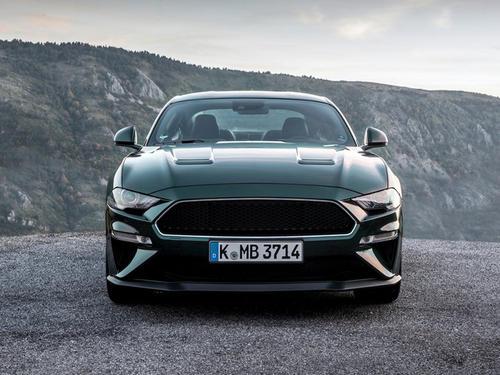 汽车头条:这不是福特Mustang Bullitt的新窗口贴纸