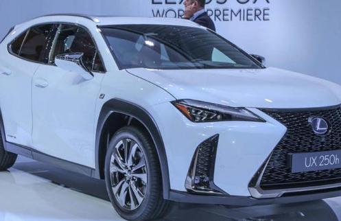 汽车资讯:雷克萨斯在设计革命后追逐年销售100,000