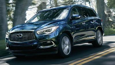 汽车头条:2019英菲尼迪QX60获得了久负盛名的奖项