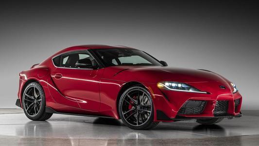 汽车头条: 2019年丰田Supra没有手动变速器 但计划使用4缸和6缸发动机