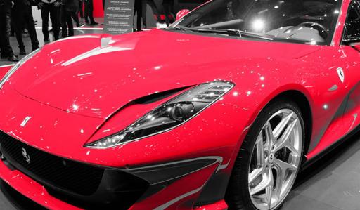 汽车头条:法拉利发布迄今为止最强大的超级跑车