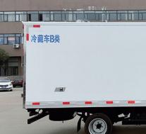 评测飞碟缔途LED广告宣传车外观篇及飞碟缔途3.5米冷藏车驾驶室篇