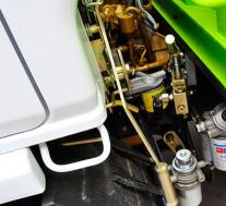 评测东风多利卡D6扫路车驾驶室篇及东风多利卡D6扫路车底盘篇