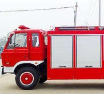 评测东风145消防车外观篇及解放J6 8x4化工液体运输车多少钱