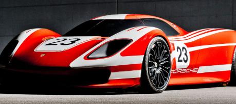 汽车实时新闻:新款保时捷超级跑车可以使用F1规格混合动力总成