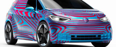 汽车资讯:大众汽车有望在其即将推出的ID系列中使用锂离子电池