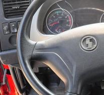 评测陕汽轩德X6前四后八平板运输车外观篇及驾驶室篇