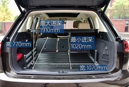 汽车实时新闻:评测2021款途锐顶配座椅舒服吗及2021途锐后备厢容积多少升
