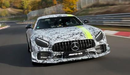 汽车新闻:2021年梅赛德斯奔驰AMG GT R Pro确认在洛杉矶首次亮相