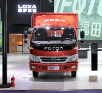 评测开瑞绿卡国五年型车怎么样及福田时代M3厢式载货车多少钱