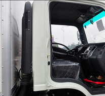 评测大运奥普力3.2吨徐工折臂式随车上装篇及驾驶室篇