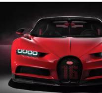 布加迪正在为明年的日内瓦车展准备更极端的Chiron版本