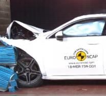 梅赛德斯-奔驰A级 马自达6 雷克萨斯ES得分五星级ANCAP评级