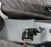 评测跃进帅虎H300-33 102马力3308轴距4.2米单排轻卡底盘篇及内饰篇