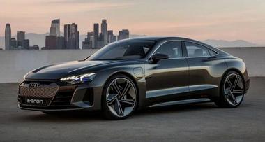 汽车头条:据传奥迪正在研发高性能的E-Tron GTR可能取代R8