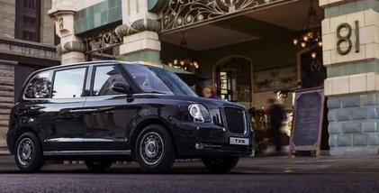 汽车头条:伦敦出租车公司的TX5插入式混合动力出租车完成了极端高温测试