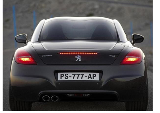 标致为巴黎打造新概念车 外形酷似508轿跑