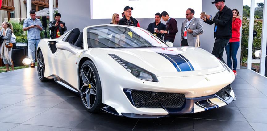 2020年全球十大最佳驾驶汽车