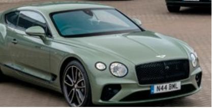 汽车头条:新车型推动了Bentley在2019年的销售