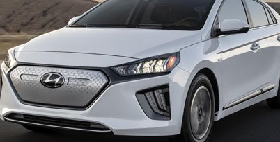 2020年Ioniq Hybrid和Ioniq Elec