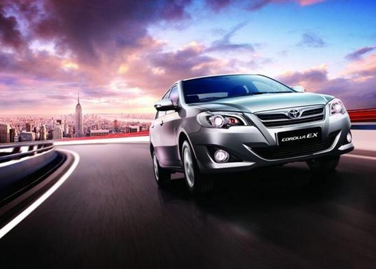 汽车动态:丰田花冠在巴黎发布两款车型
