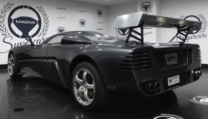 汽车头条:独一无二的Sbarro Espace GT1待售