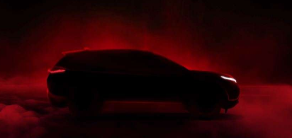 汽车动态:塔塔汽车暗示Harrier可能在汽车博览会上推出