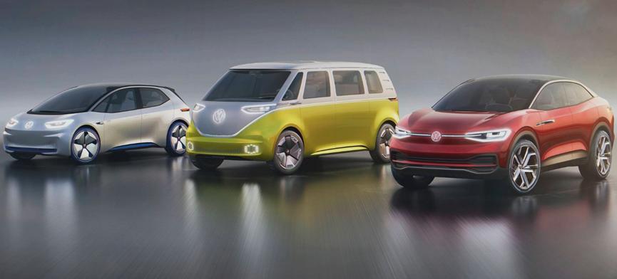 汽车动态:大众首席执行官表示 汽车制造商可以在某个阶段超越特斯拉