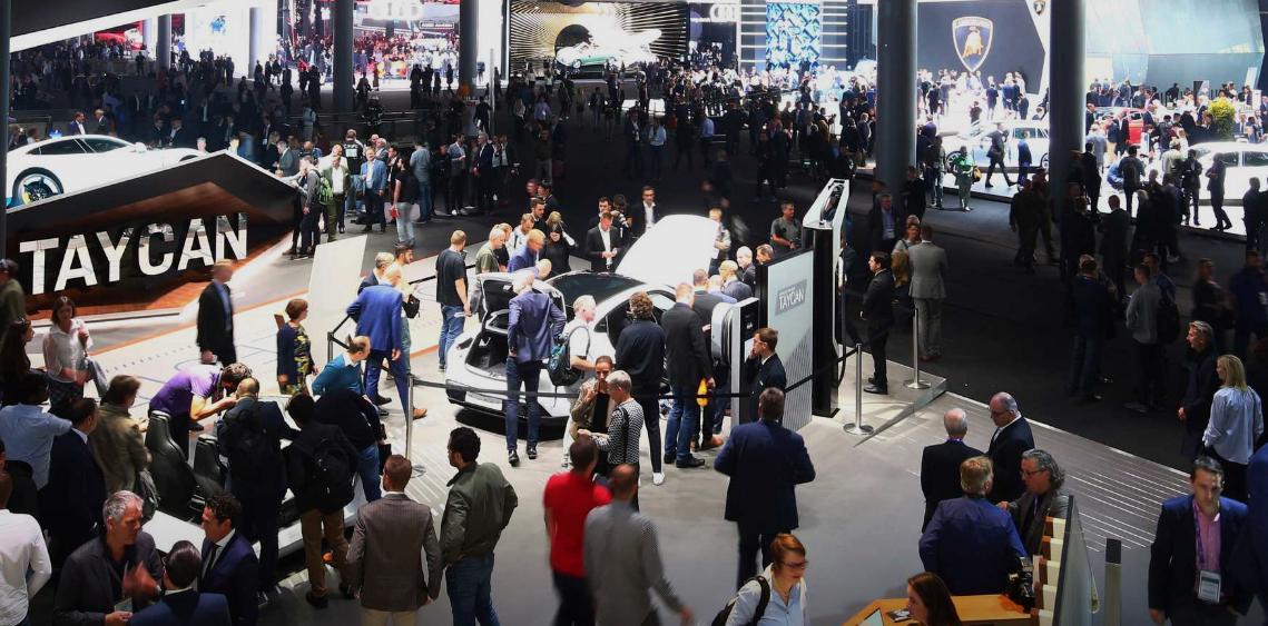 汽车动态:2021年IAA将在其他地方举办法兰克福汽车展