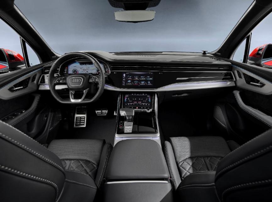 汽车动态:奥迪揭示了Q7的改款并进行了一些大改动