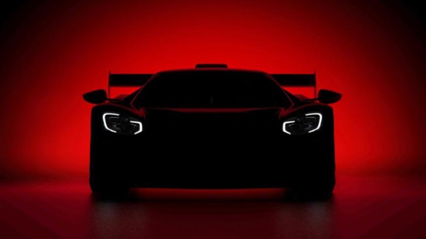 汽车动态:福特在古德伍德速度节首次亮相之前挑逗了核心GT