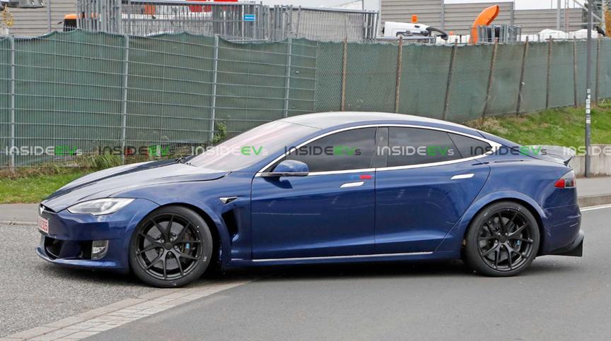汽车动态:特斯拉Model S格子与保时捷Taycan:预计下周对决
