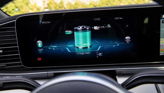 汽车动态:Mercedes GLC插电式混合动力车在英国的售价不到50000英镑