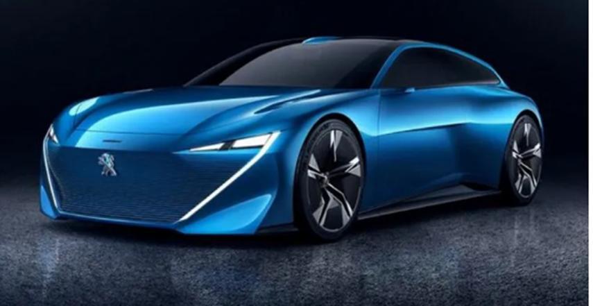 汽车头条:新标致本能概念在日内瓦车展前浮出水面