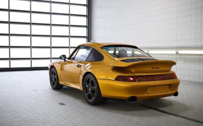 汽车动态:保时捷的黄金计划已在亚特兰大的拍卖会上出售