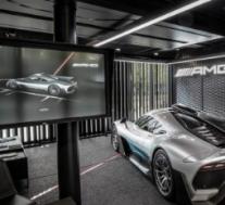 梅赛德斯已为其一级方程式超级跑车锁定了名称