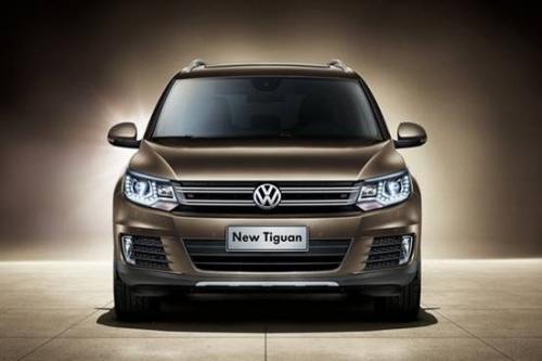 大众澳门新葡亰平台游戏已将其Tiguan SUV产品线削减到仅两个现有车型
