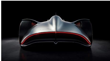 梅赛德斯-奔驰从1930年代著名的简化记录打破者中汲取了灵感
