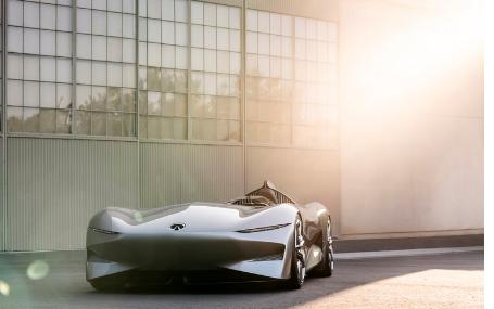 英菲尼迪尚未透露有关Prototype 10电动动力总成的任何技术信息