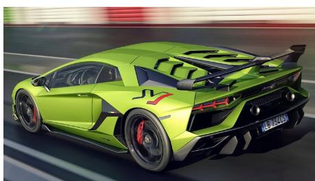 兰博基尼展示了有史以来最强大 最快的量产车