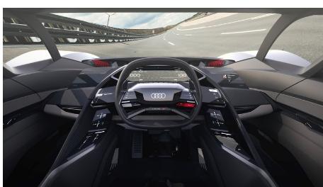 奥迪发布高科技PB18 e-tron概念车